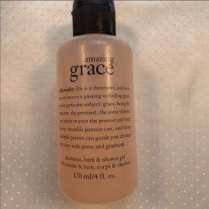 Philosophy amazing grace shampoo and shower gel